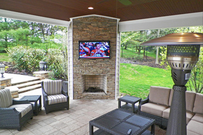 nj landscaping masonry contractors and deck builders